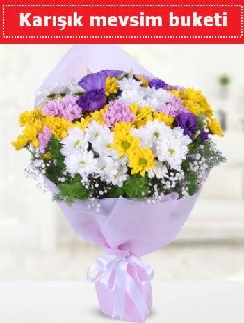 Karışık Kır Çiçeği Buketi  İsparta güvenli kaliteli hızlı çiçek
