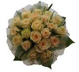 12 adet sari güllerden buket   İsparta uluslararası çiçek gönderme