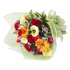 karisik mevsim buketi   İsparta online çiçekçi , çiçek siparişi
