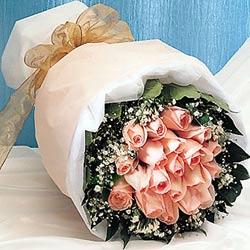 12 adet sonya gül buketi anneler günü için olabilir   İsparta İnternetten çiçek siparişi