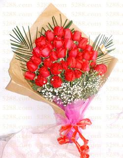 13 adet kirmizi gül buketi   İsparta çiçek yolla