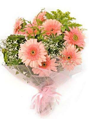İsparta çiçek satışı  11 adet gerbera çiçegi buketi
