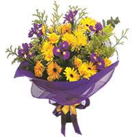 İsparta çiçek gönderme sitemiz güvenlidir  Karisik mevsim demeti karisik çiçekler