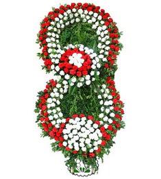 Görsel Cenaze çiçek , cenaze çiçek , çelengi  İsparta uluslararası çiçek gönderme