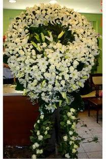 Cenaze çelenk , cenaze çiçekleri , çelengi  İsparta çiçek satışı