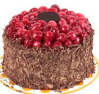 çikolatali franbuazli yas pasta 4 ila 6  İsparta çiçek gönderme