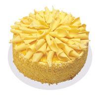 Muzlu pasta 4 ile 6 kisilik yas pasta  İsparta çiçekçi telefonları