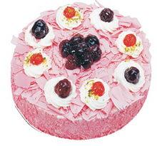 Sahane Tat yas pasta frambogazli yas pasta  İsparta çiçek gönderme sitemiz güvenlidir