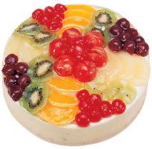 Hasbahçe yas pastasi 4 ile 6 kisilik  İsparta çiçek siparişi sitesi