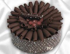 online pasta satisi 4 ile 6 kisilik çikolatali meyvali yaspasta  İsparta cicekciler , cicek siparisi