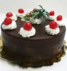 4 ile 6 kisilik yas pasta çikolatali taze pastaci  İsparta anneler günü çiçek yolla