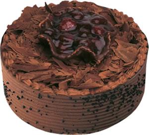 pasta satisi 4 ile 6 kisilik çikolatali yas pasta  İsparta çiçek , çiçekçi , çiçekçilik