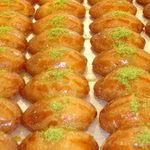 online pastaci Essiz lezzette 1 kilo Sekerpare  İsparta çiçekçiler