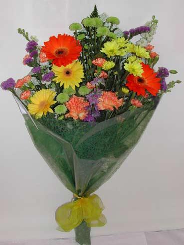 karisik kir çiçek buketi çiçek gönderimi  İsparta cicekciler , cicek siparisi