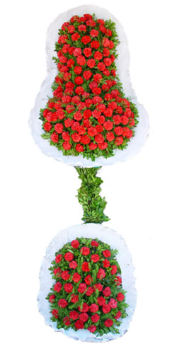 Dügün nikah açilis çiçekleri sepet modeli  İsparta cicek , cicekci