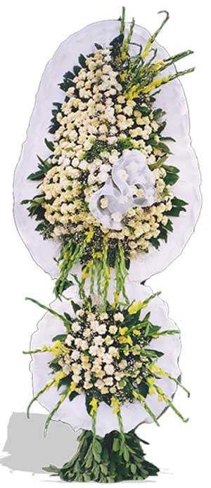 Dügün nikah açilis çiçekleri sepet modeli  İsparta çiçek gönderme sitemiz güvenlidir