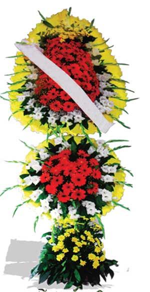 Dügün nikah açilis çiçekleri sepet modeli  İsparta çiçek yolla