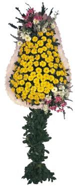 Dügün nikah açilis çiçekleri sepet modeli  İsparta çiçek satışı