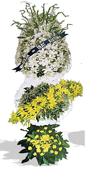 Dügün nikah açilis çiçekleri sepet modeli  İsparta çiçek , çiçekçi , çiçekçilik