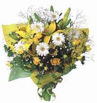 İsparta ucuz çiçek gönder  Lilyum ve mevsim çiçekleri