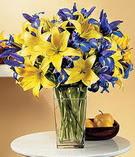 İsparta anneler günü çiçek yolla  Lilyum ve mevsim  çiçegi özel