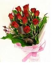 11 adet essiz kalitede kirmizi gül  İsparta anneler günü çiçek yolla