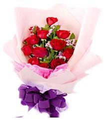 7 gülden kirmizi gül buketi sevenler alsin  İsparta çiçek gönderme sitemiz güvenlidir