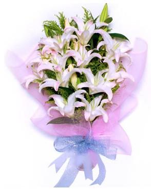 5 dal kazablankadan muhteşem buket  İsparta hediye çiçek yolla