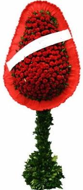 Tek katlı görsel düğün nikah açılış çiçeği  İsparta çiçekçi mağazası