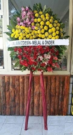 İsparta anneler günü çiçek yolla  Cenaze çiçek modeli