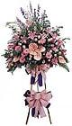İsparta güvenli kaliteli hızlı çiçek   Ferforje Pembe kazablanka