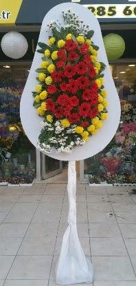 Tek katlı düğün nikah açılış çiçeği  İsparta çiçek siparişi vermek