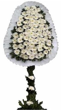 Tek katlı düğün nikah açılış çiçek modeli  İsparta çiçek siparişi sitesi