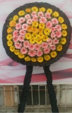 Görsel cenaze çiçeği  İsparta çiçekçiler