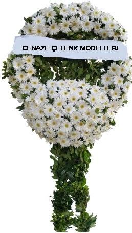 Cenaze çelenk modelleri  İsparta internetten çiçek siparişi