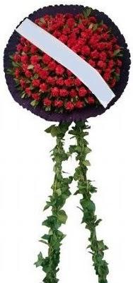 Cenaze çelenk modelleri  İsparta çiçek siparişi sitesi