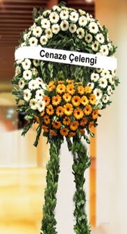Cenaze çelenk modelleri  İsparta İnternetten çiçek siparişi