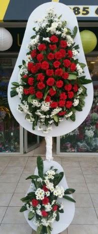 2 katlı nikah çiçeği düğün çiçeği  İsparta çiçek gönderme