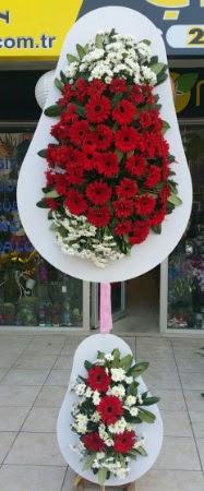 Çift katlı düğün nikah işyeri açılış çiçeği  İsparta İnternetten çiçek siparişi