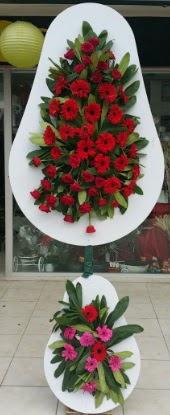 Çift katlı düğün nikah açılış çiçek modeli  İsparta internetten çiçek siparişi