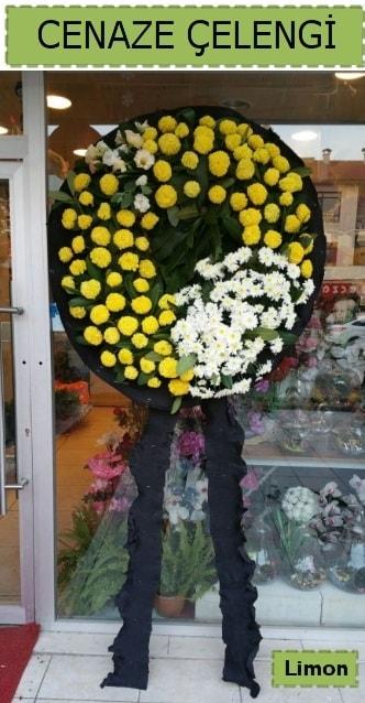 Cenaze çiçeği çelengi modelleri  İsparta çiçek satışı