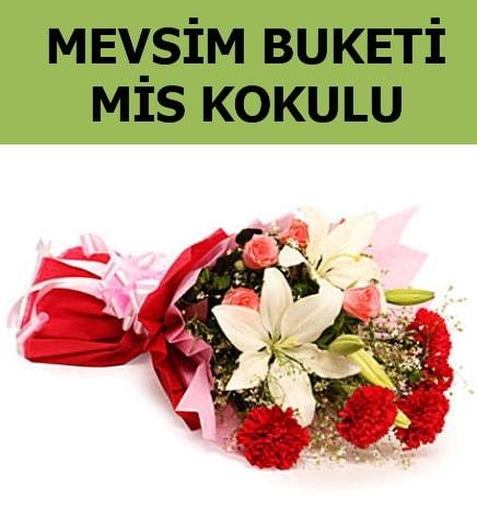 Karışık mevsim buketi mis kokulu bahar  İsparta ucuz çiçek gönder
