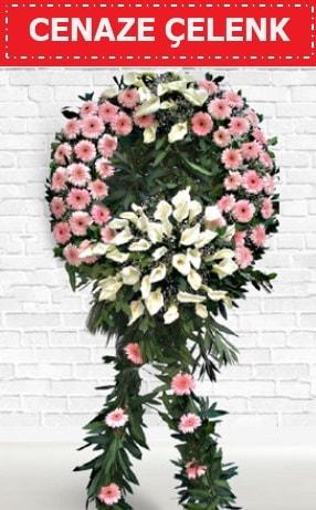 Çelenk Cenaze çiçeği  İsparta hediye çiçek yolla